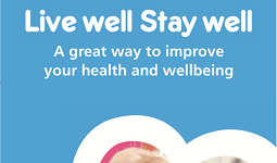 Live well Stay Well Image